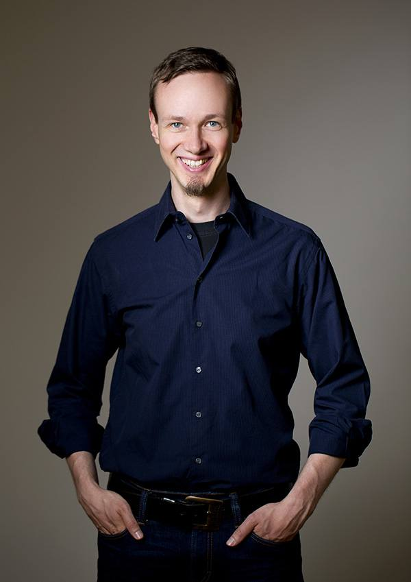 Frank Herrlinger, co-founder of Music Interval Theory Academy